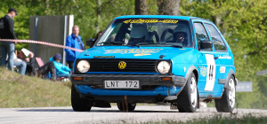 Rallybil