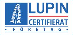 Lupin certifierat företag